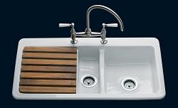 Dornbracht Kitchen Sink And Drainer